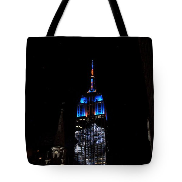 Endangered Species Light Show Tote Bag