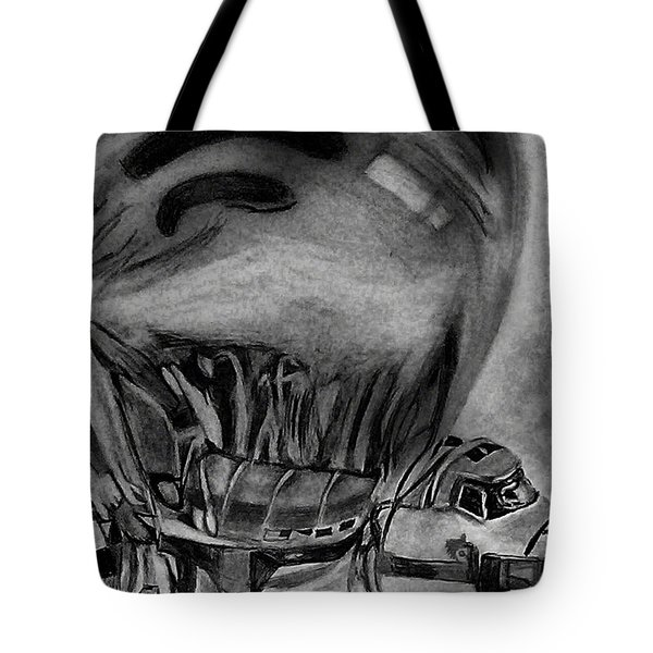 Endeavour Encased Tote Bag