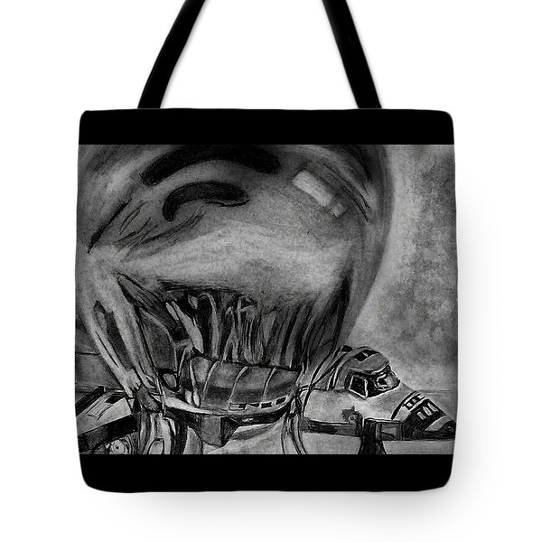 Endeavour Encased Tote Bag