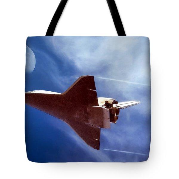 Endeavour Return Tote Bag