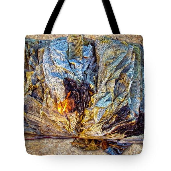 Enders Book Cluetorial Tote Bag