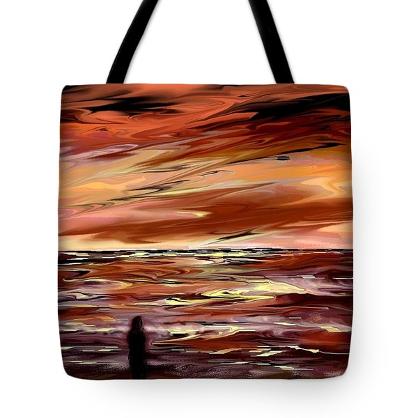 Endless Tote Bag by Desline Vitto