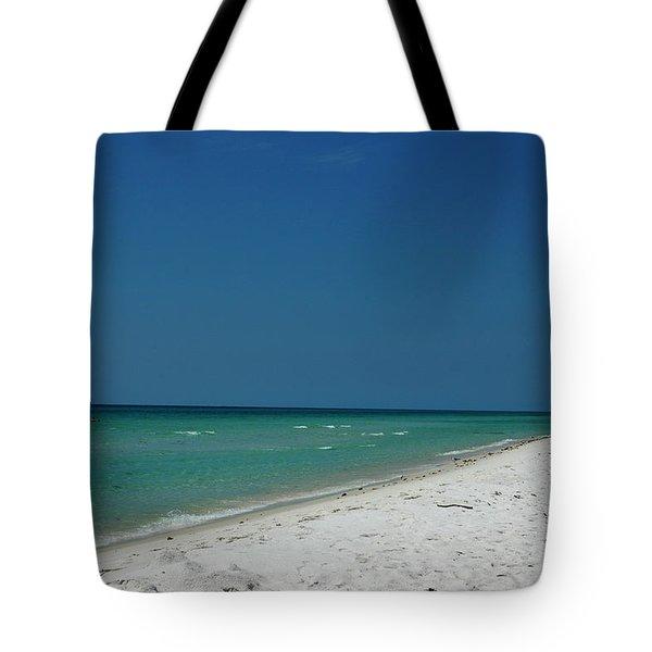 Endless Horizon Tote Bag by Susanne Van Hulst