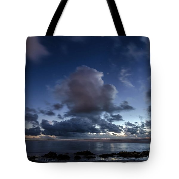 Endless Horizons Tote Bag