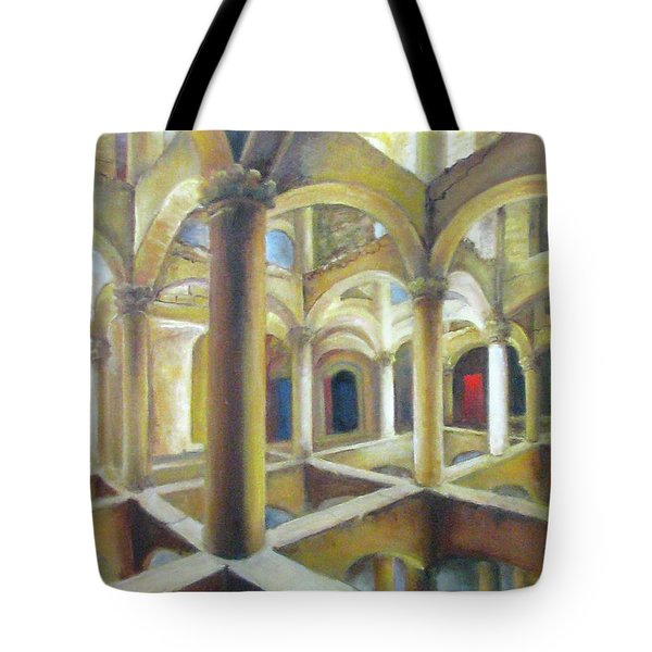 Endless Infinity Tote Bag by Oz Freedgood