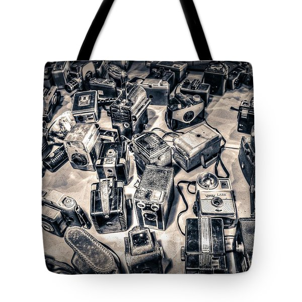 Tote Bag featuring the photograph Endless by Michaela Preston