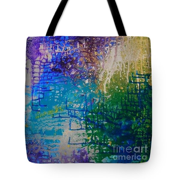 Endless Possibilite Tote Bag