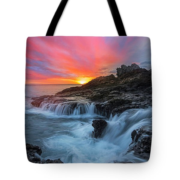 Endless Sea Tote Bag