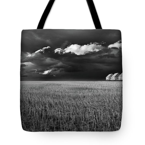 Tote Bag featuring the photograph Endless Sky by John Poon