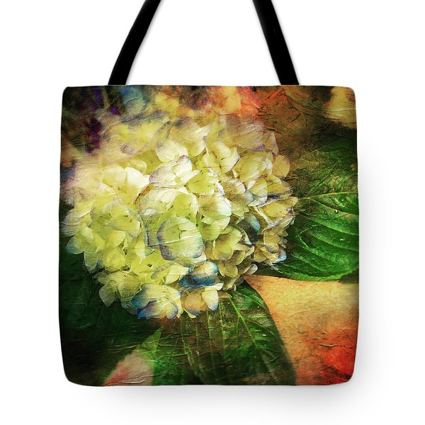 Endless Summer Tote Bag by Colleen Taylor
