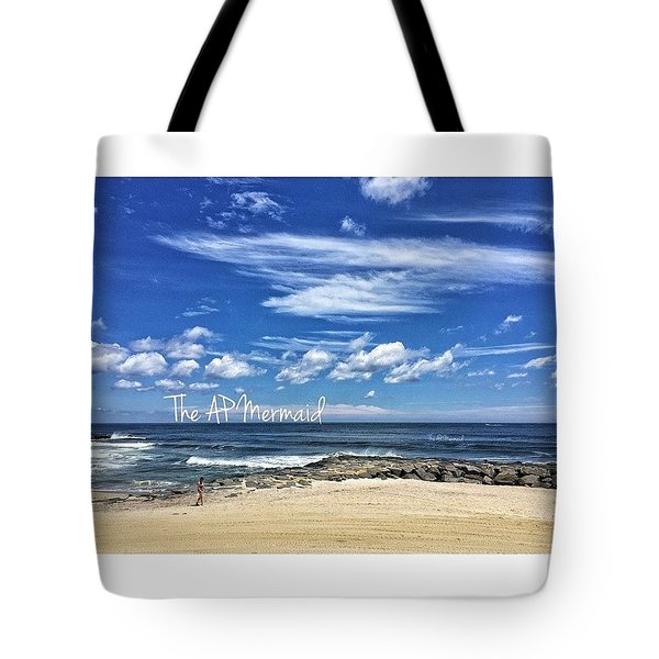 Endless Summer In Asbury Park II Tote Bag