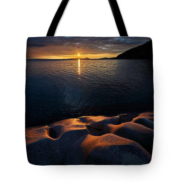 Enduring Autumn Tote Bag