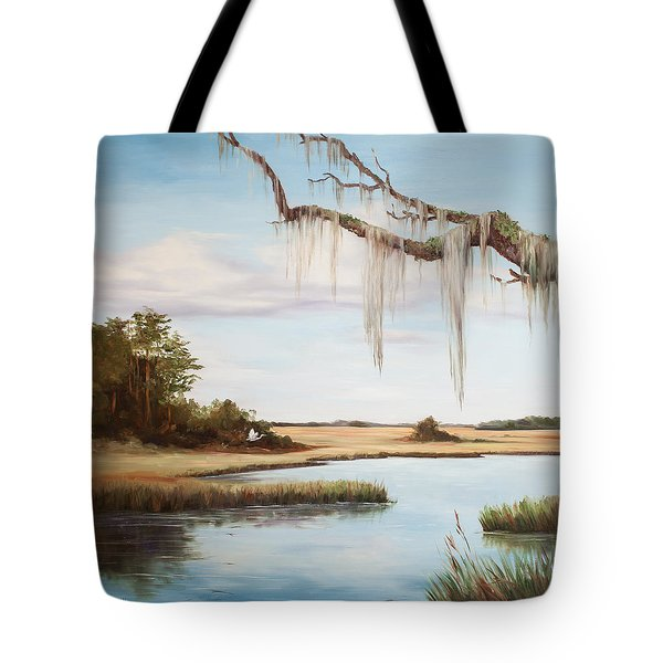 Enduring Beauty Tote Bag