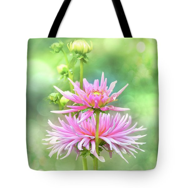 Tote Bag featuring the photograph Enduring Grace by John Poon