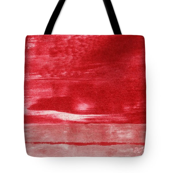 Energy- Abstract Art By Linda Woods Tote Bag