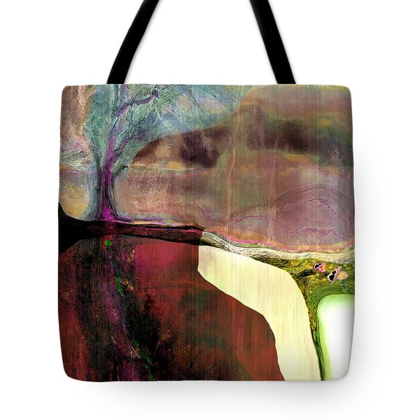 Energy Cycle No 1. Tote Bag