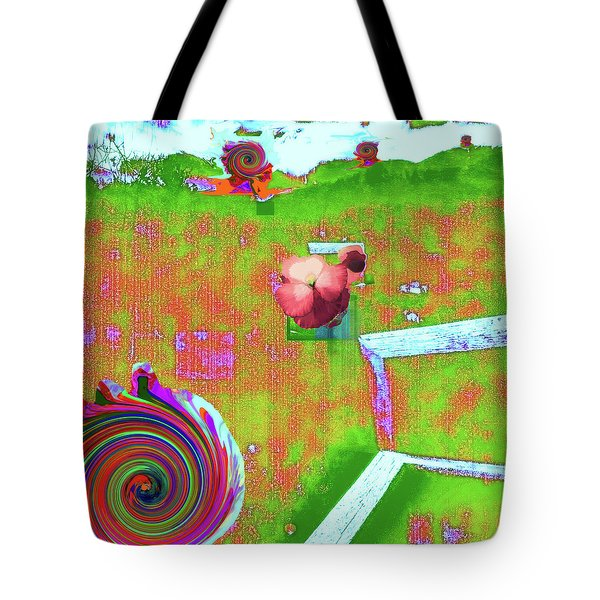 Energy Cycle No. 2 Tote Bag