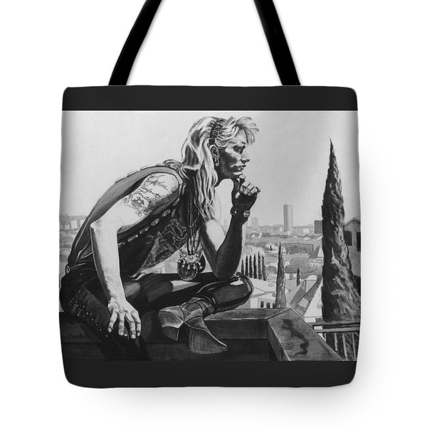 Achon Carter Of Ice Tote Bag