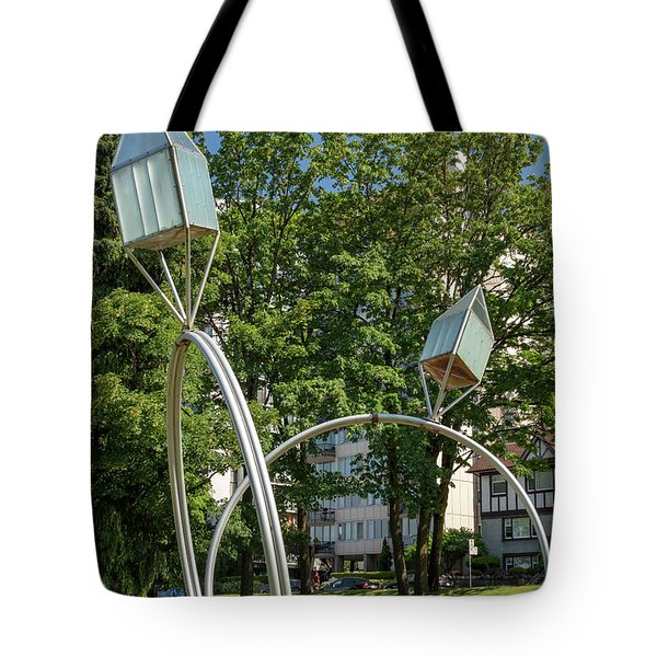 Tote Bag featuring the photograph Engagement Rings by Ross G Strachan