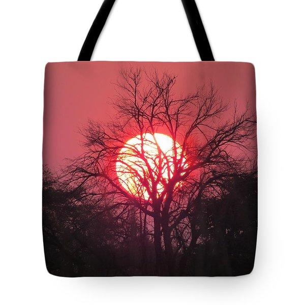 Engepi Sunset Tote Bag