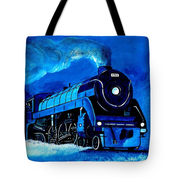 Engine # 1961 Tote Bag
