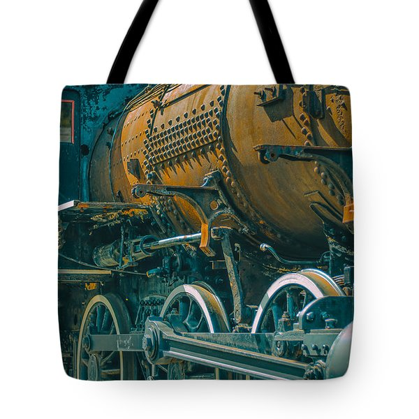 Engine 1531 Tote Bag