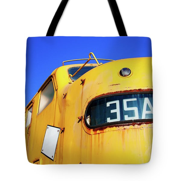 Engine 35a Tote Bag