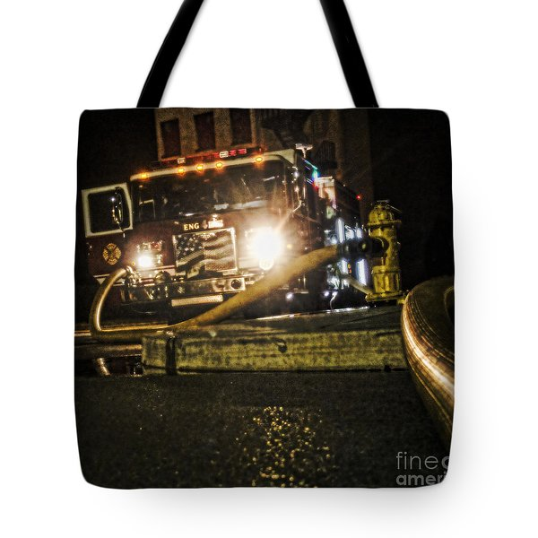 Engine 4 Tote Bag