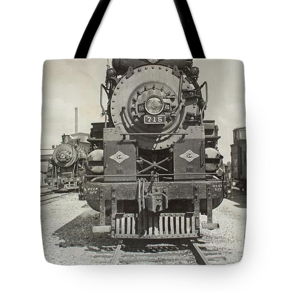 Engine 715 Tote Bag
