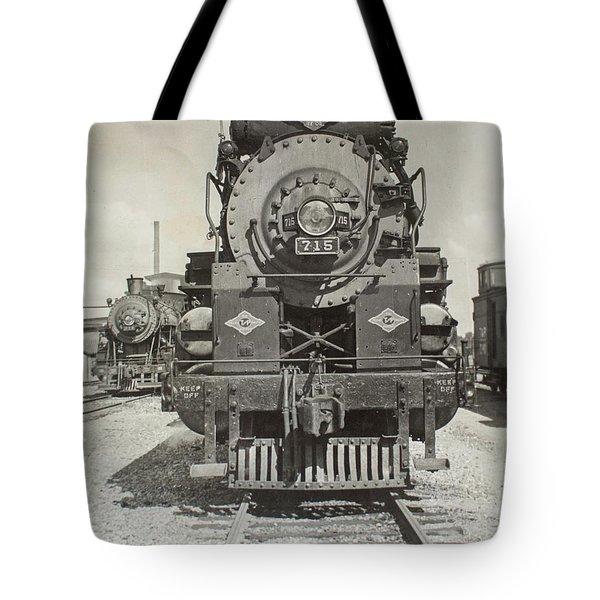 Engine 715 Tote Bag