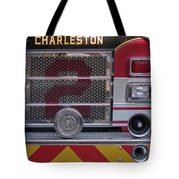Tote Bag featuring the photograph Engine Number Two by Patricia Schaefer