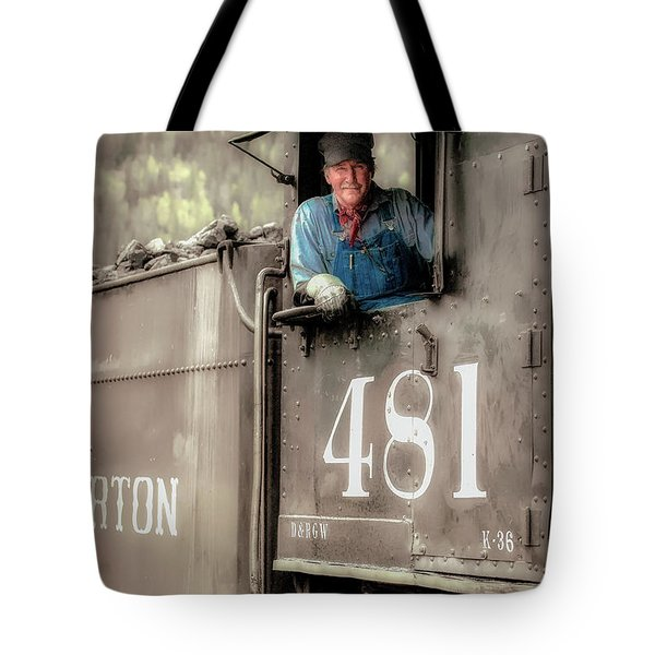 Engineer 481 Tote Bag