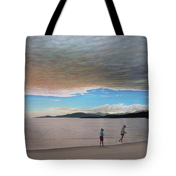 English Bay Vancouver Tote Bag