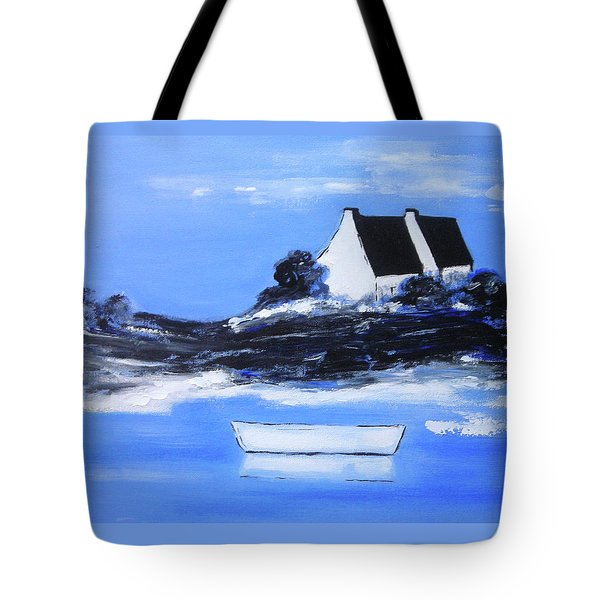 English Coast1 Tote Bag