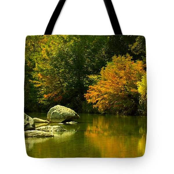English Crossing Tote Bag