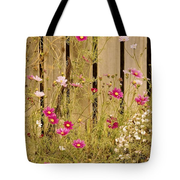 English Garden Tote Bag