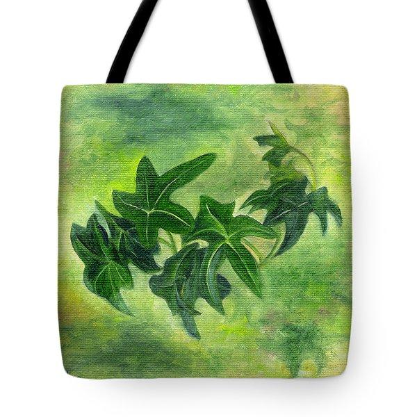English Ivy Tote Bag