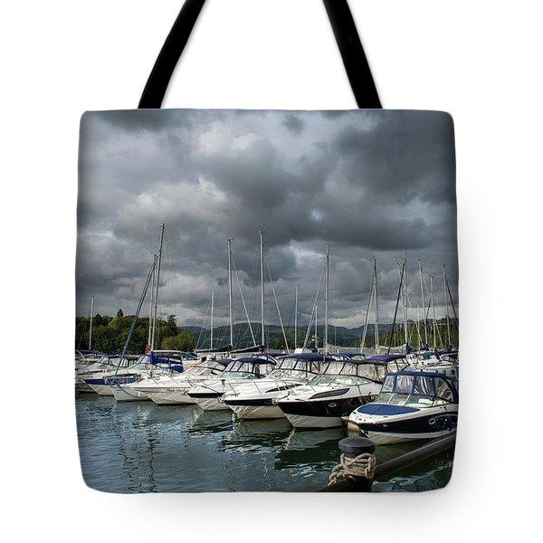 English Lake District Tote Bag
