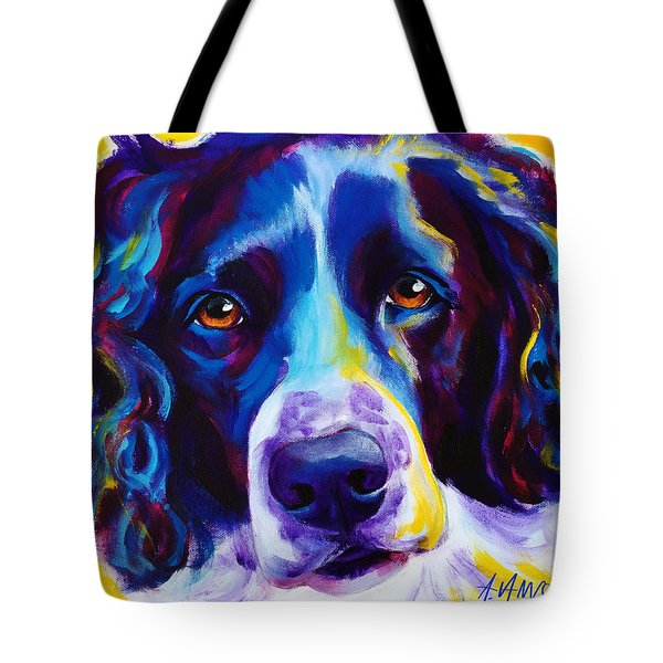 English Springer Spaniel - Emma Tote Bag