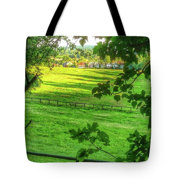 English Summer Contentment  Tote Bag