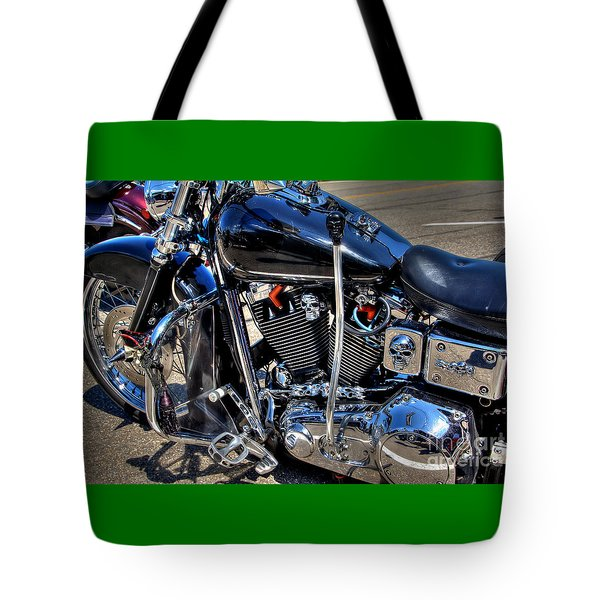 Tote Bag featuring the photograph Enigma by Adrian LaRoque