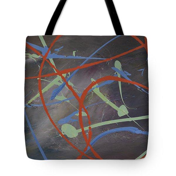Enigma Tote Bag by Leana De Villiers