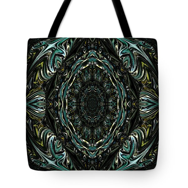 Enigma. Special For August Tote Bag by Oksana Semenchenko