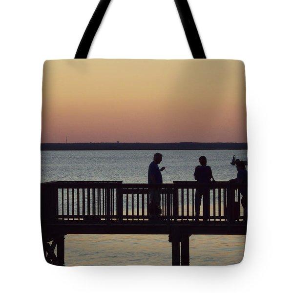 Enjoy Tote Bag
