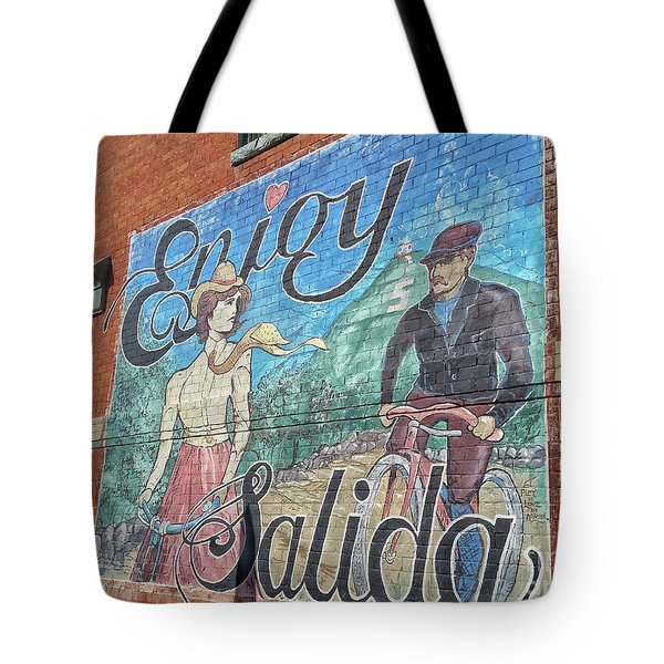Enjoy Salida Tote Bag
