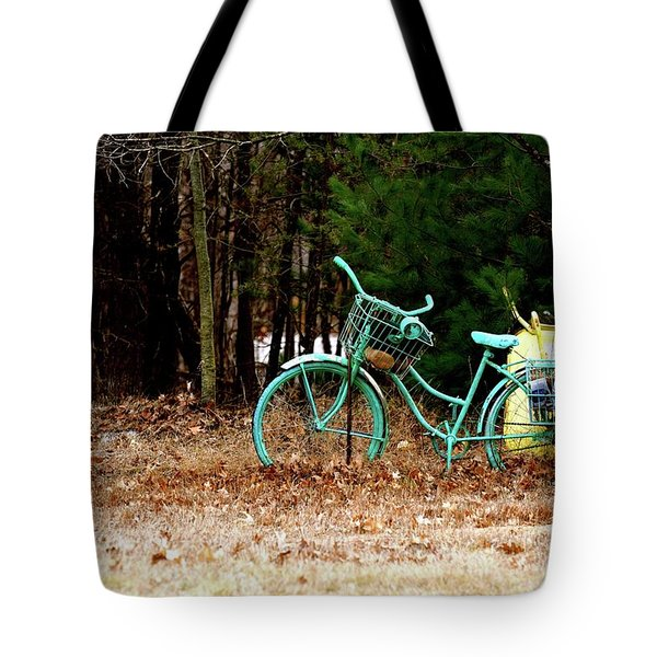 Enjoy The Adventure Tote Bag