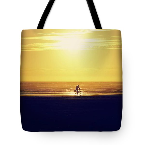 Enjoy The Ride Tote Bag