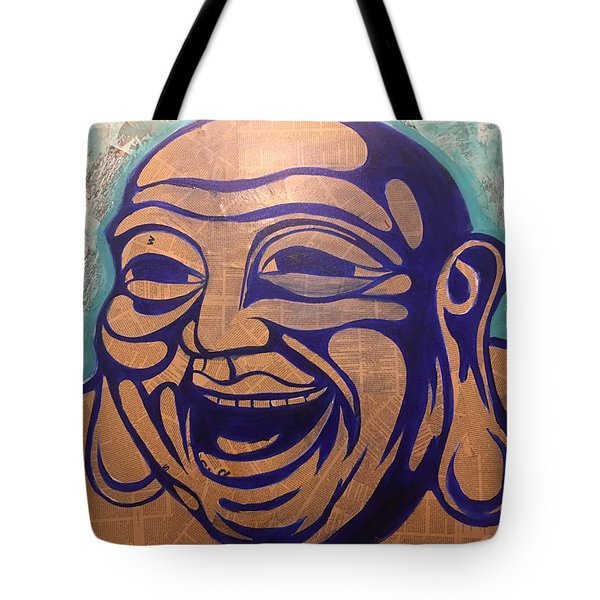 Enjoy The Way Tote Bag