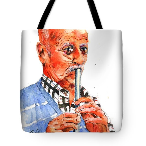 Enjoyable Moment Tote Bag by Betty M M Wong