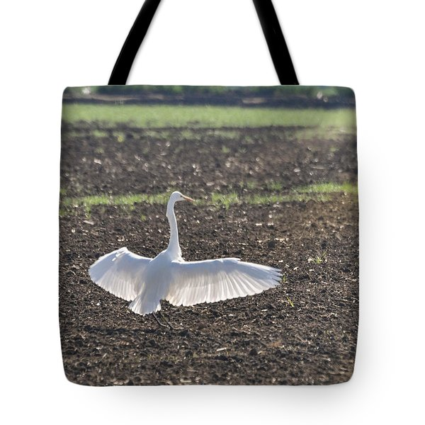Enjoying The Sun Tote Bag